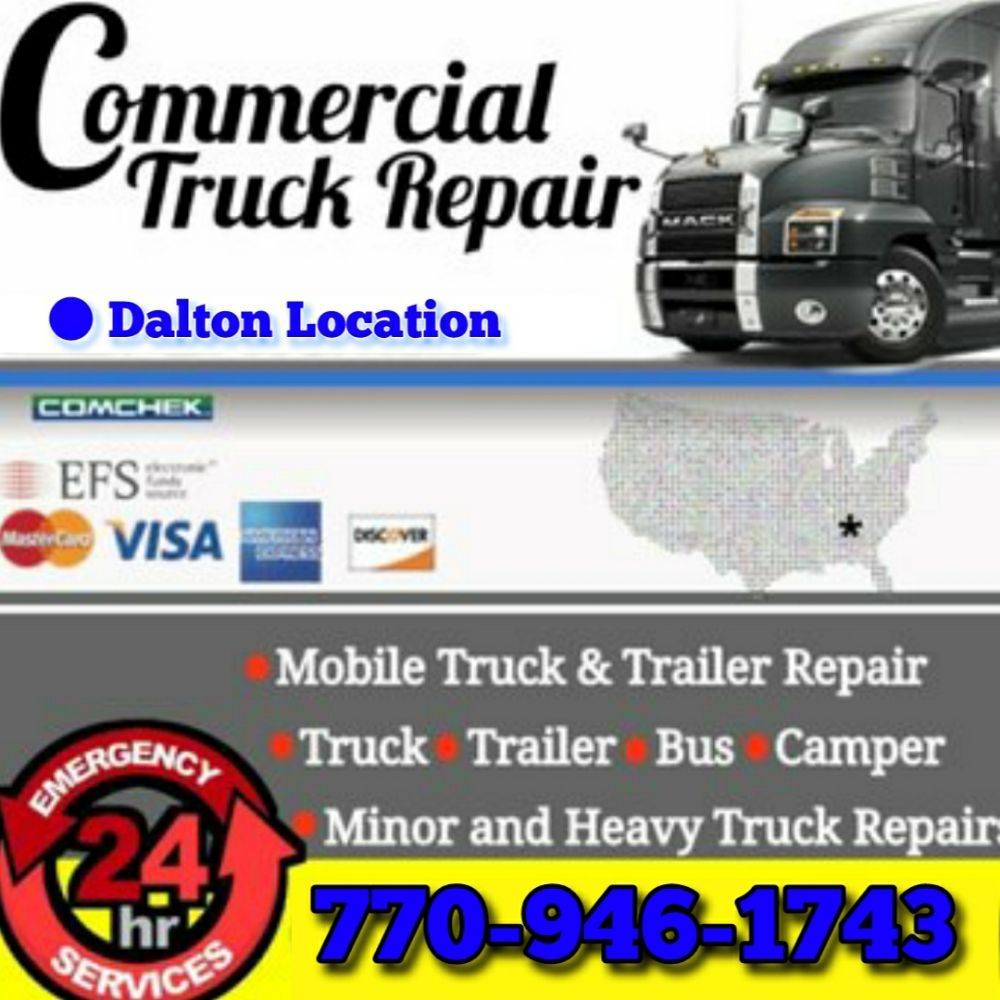 Commercial Truck Repair: Dalton, GA