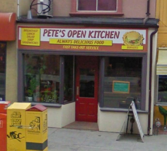 Pete S Kitchen Near Me