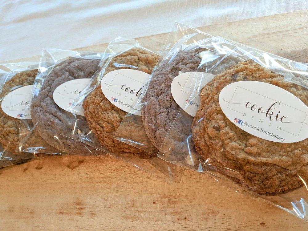 Cookie Bento: Hacienda Heights, CA
