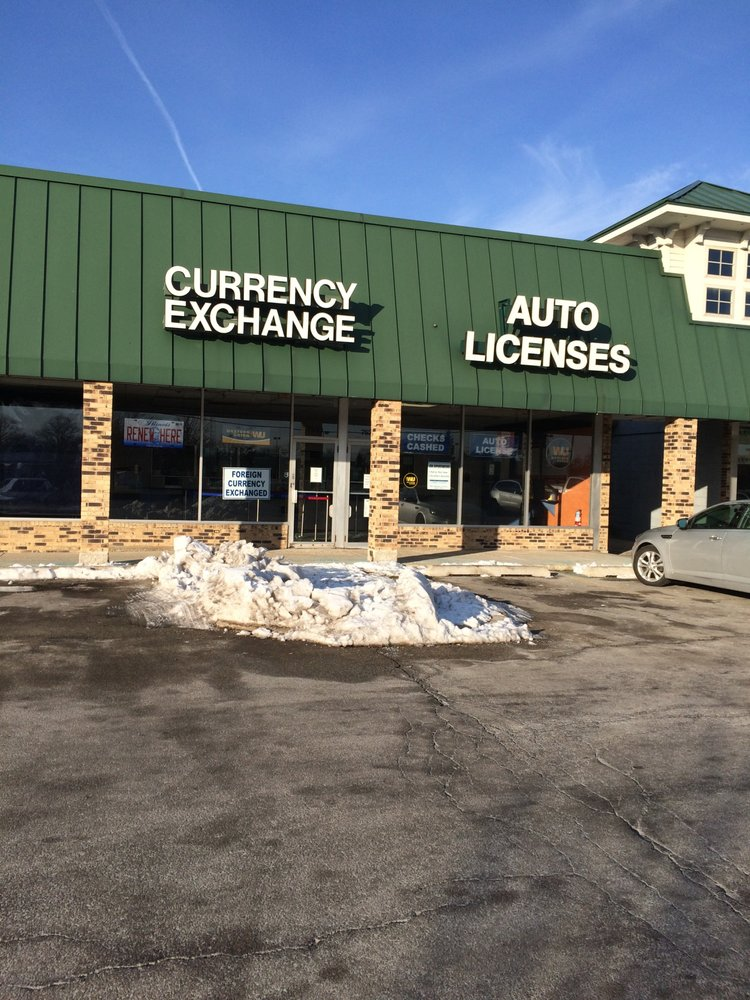 New 75th & Janes Currency Exchange