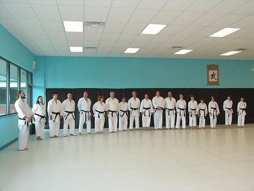 The Master's Martial Arts Academy: 5785 Constitution Dr, Florence, KY