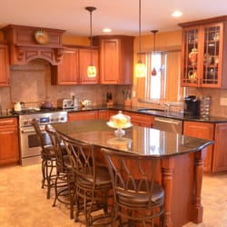 Photo Of Dream Kitchen Designs   Cranford, NJ, United States. Nixonu0027s  Kitchen East