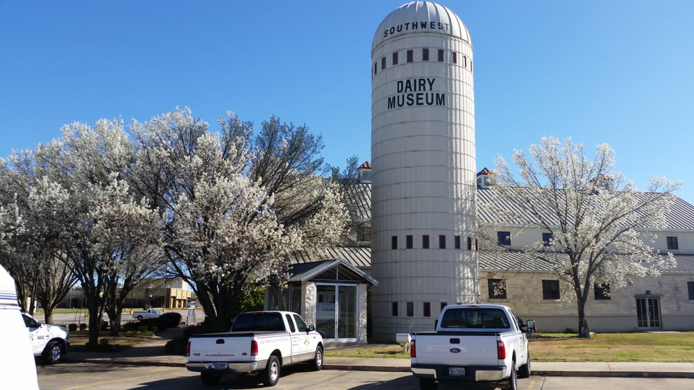 Southwest Dairy Center & Museum: 1200 Houston St, Sulphur Springs, TX