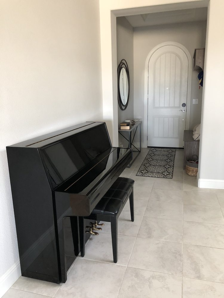 Tom's Piano Moving