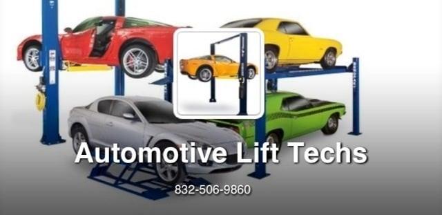 Photo of Automotive Lift Techs: Houston, TX