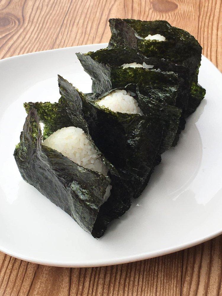 Food from Numazu Delights Cafe