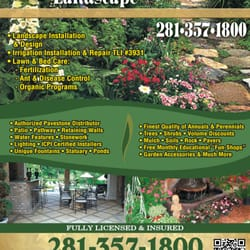 Photo Of Spring Nursery Landscaping Inc Tomball Tx United States