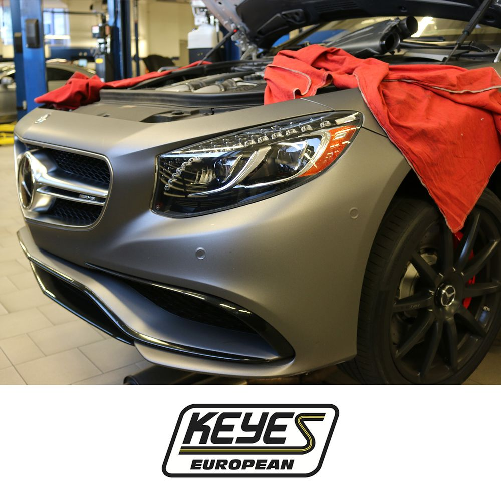 Photos For Keyes European Mercedes Benz