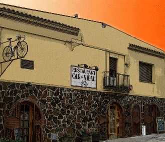 Restaurant Can Vidal-Ramos