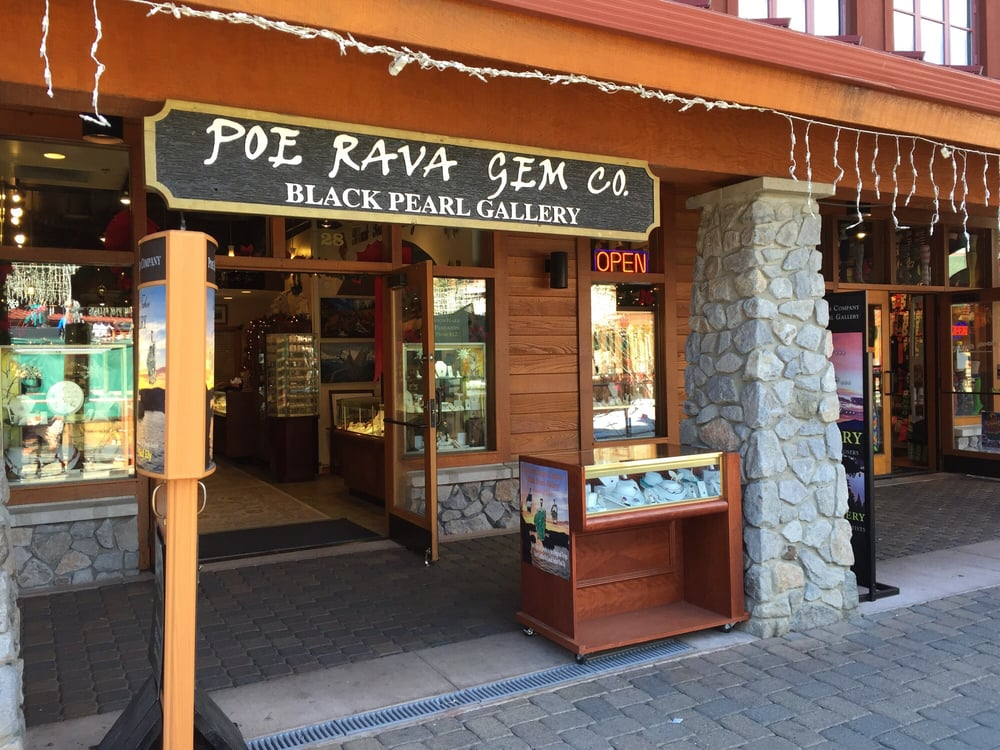 Poe Rava Gem Company and Black Pearl Gallery