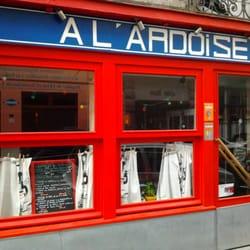 A l'Ardoise - Nantes, France. Extérieur