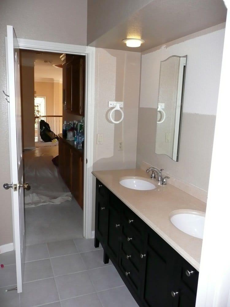 Bathroom remodeling in san ramon yelp for Bathroom remodel yelp