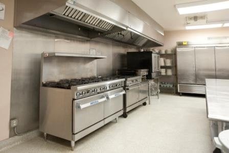 Photo Of ARC Pavilion   Chico, CA, United States. Full Restaurant Style  Kitchen
