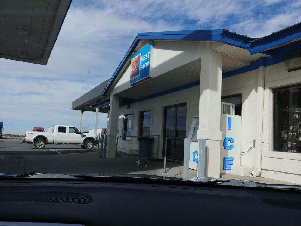 Chevron: 1155 Cedar Mountain Rd, Fillmore, UT