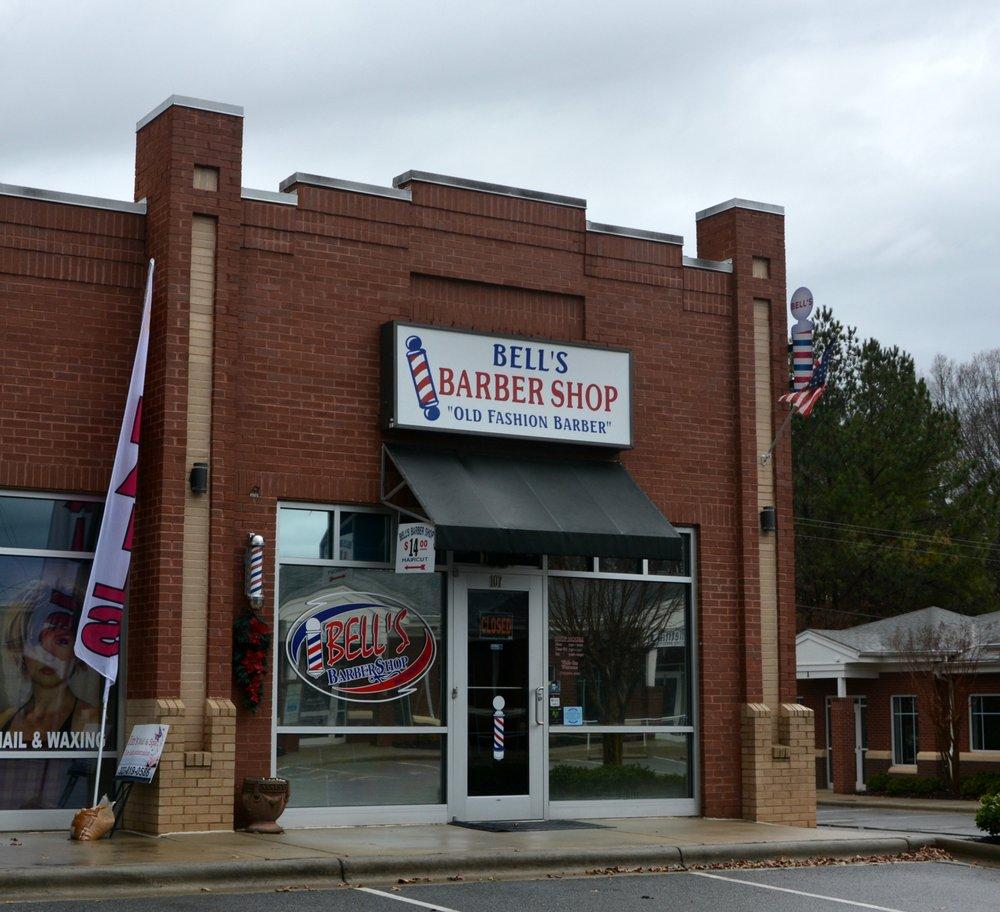 Bells Barber Shop: 1319 Matthews Mint Hill Rd, Matthews, NC