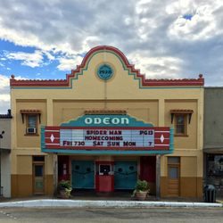 The Odeon Theater Cinema 122 S Moody St Mason Tx Phone