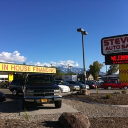 Steves Auto Sales >> Steve S Auto Sales Car Dealers 4181 S State St Salt Lake City