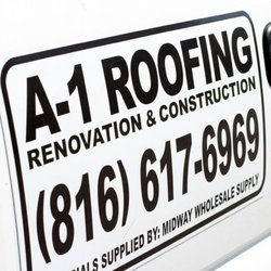 Photo Of A 1 Roofing Renovation And Construction   Saint Joseph, MO, United  States
