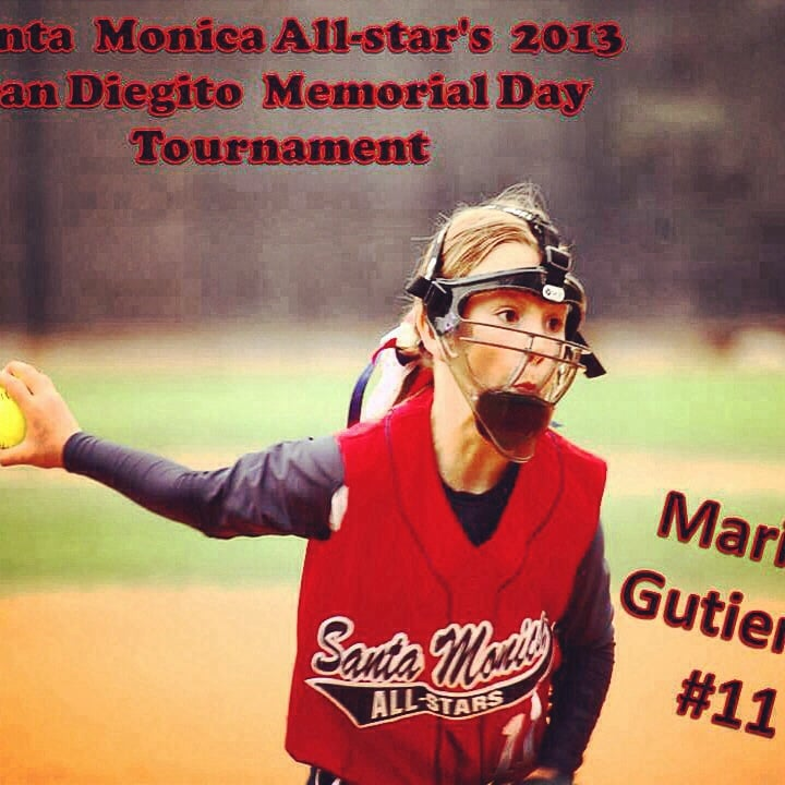 Santa Monica Girls Softball: 1217 Wilshire Blvd, Santa Monica, CA
