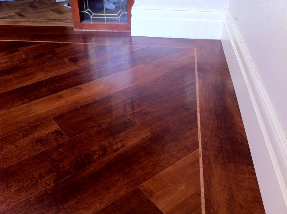 This Is Karndean Art Select Flooring In Santina Cherryrl07supplied