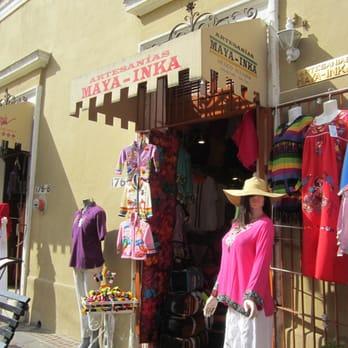 Artesanías Maya Inka Arts Crafts Independencia 176 A