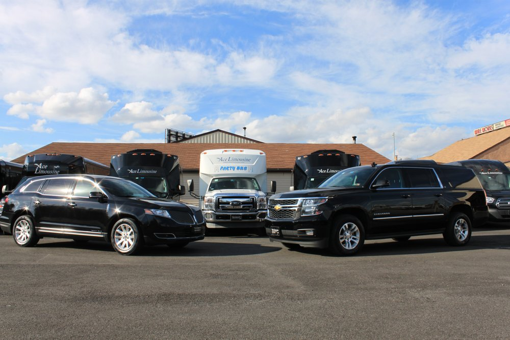 Ace Limousine & Airport Service: 167 Keystone Rd, Upper Chichester, PA