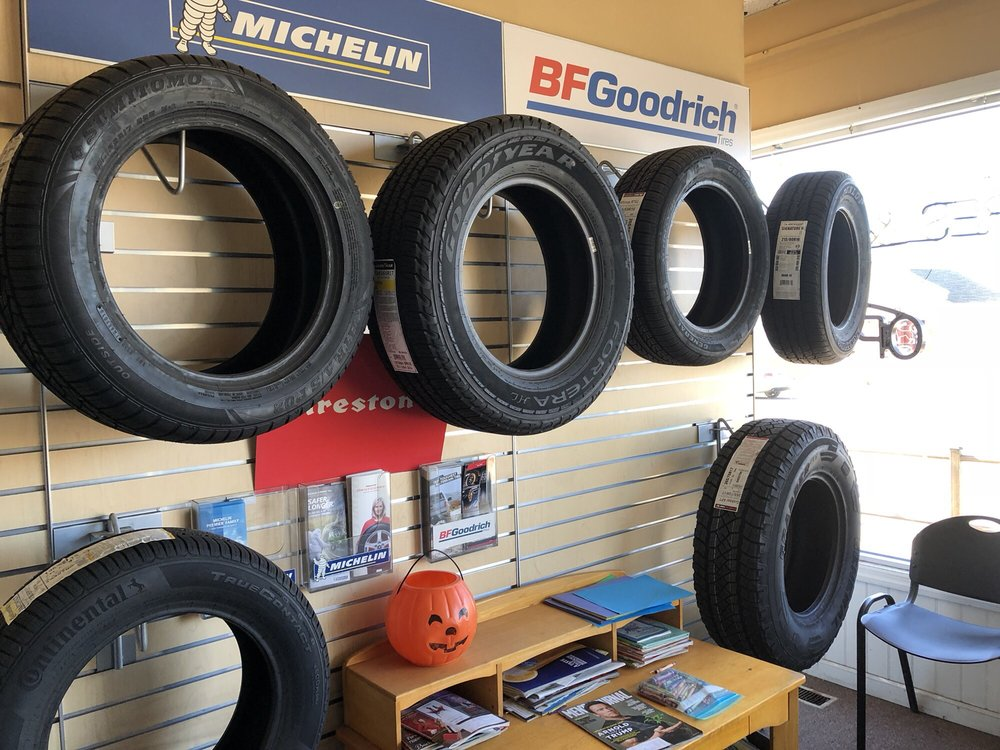 Traction Plus Discount Tires: 485 Hawkins Ave, Ronkonkoma, NY