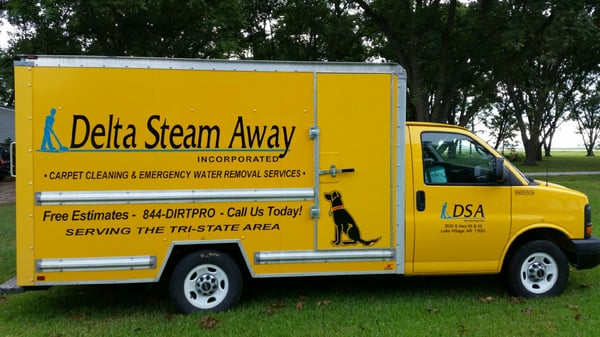 Delta Steam Away Carpet Cleaning 3539 S Hwy 65 Lake