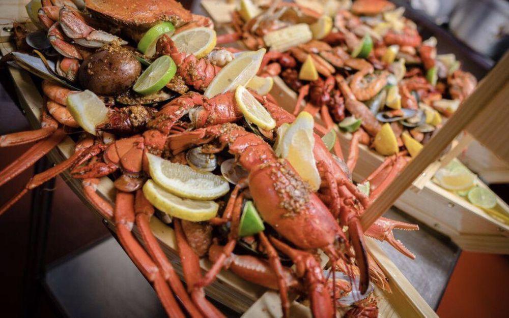 Supreme Crab: 373 Main St, Redwood City, CA