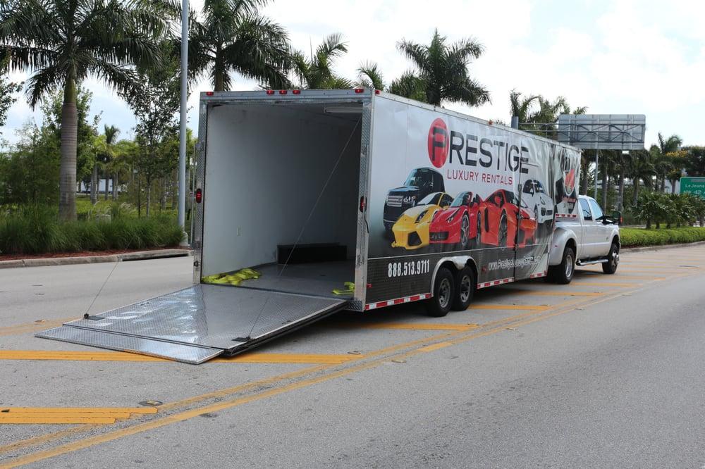 Prestige Luxury Rentals Car Rental Orlando