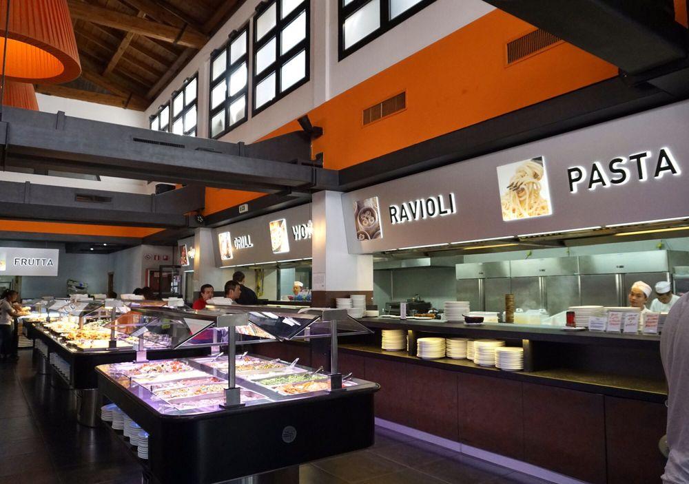 Milan Restaurants Near Central Station