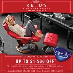 Photo Of Reid S Fine Furnishings Roanoke Va United States Ekornes Home Seating