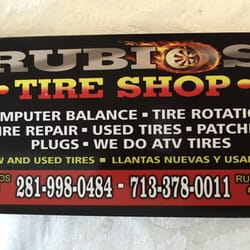 Rubios tire shop tires 5901 spencer hwy pasadena tx phone photo of rubios tire shop pasadena tx united states colorful business card colourmoves