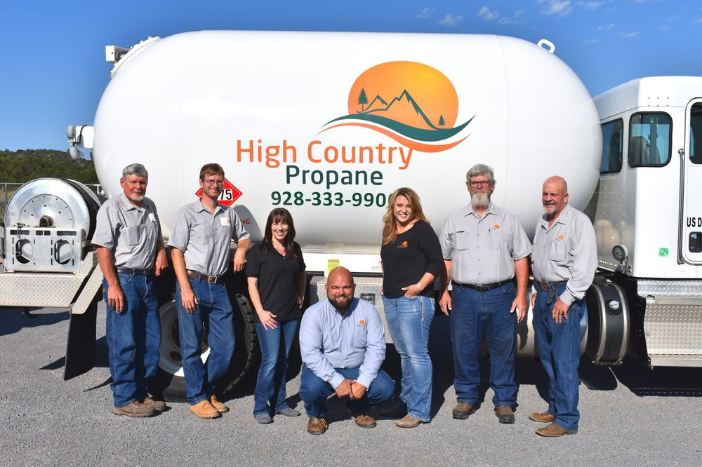 High Country Propane: 1657 E Central Ave, Eagar, AZ