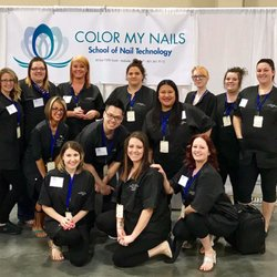 Color My Nails School of Nail Technology - 17 Photos - Nail Salons ...
