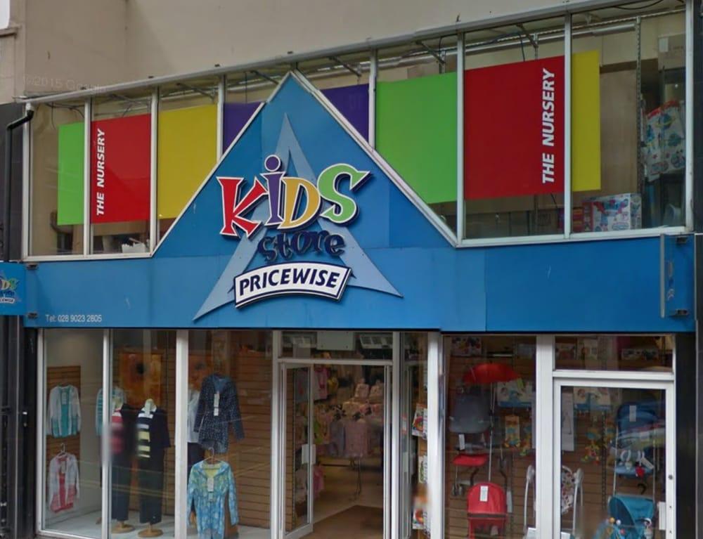 Kids store baby gear furniture castle street