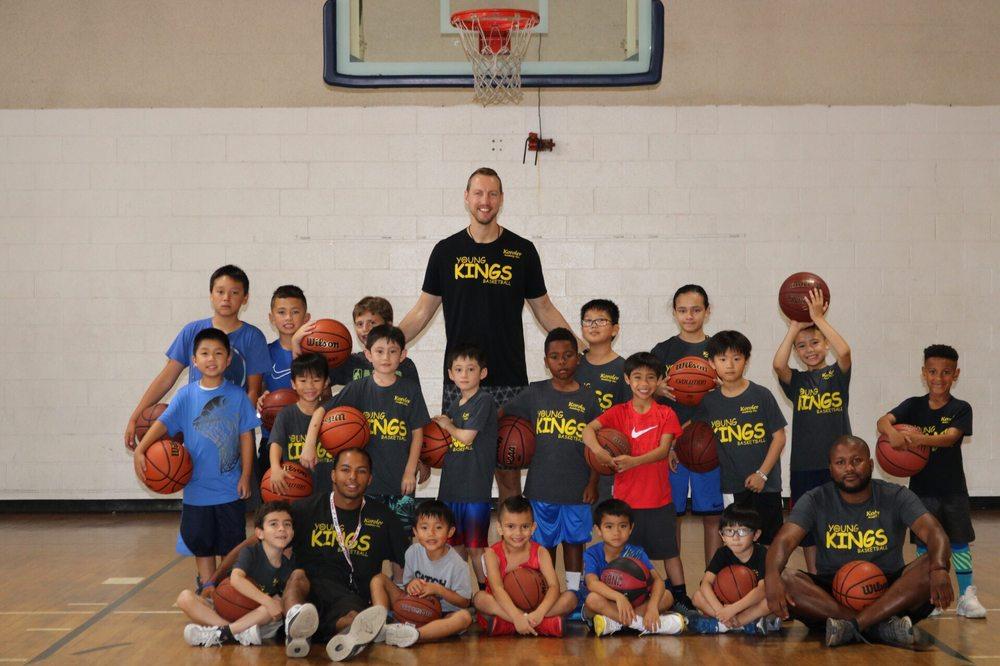 Young Kings Basketball: 855 N Orange Grove Blvd, Pasadena, CA