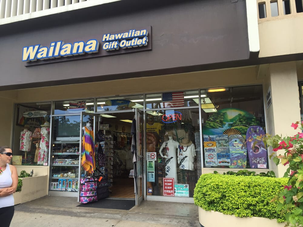 Wailana Hawaiian Gift Outlet