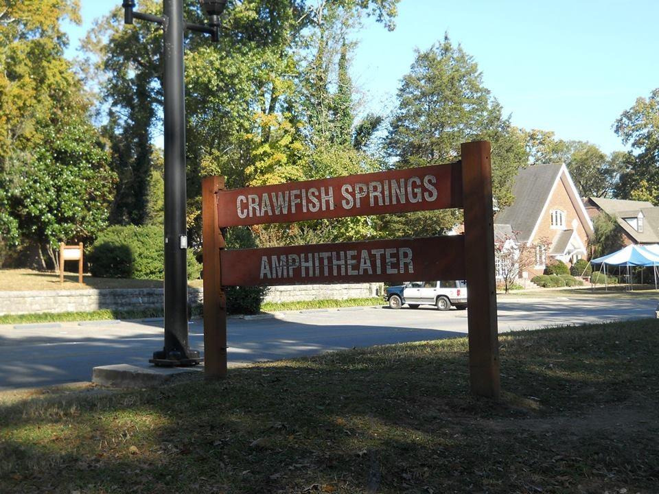Crawfish Spring: Chickamauga, GA