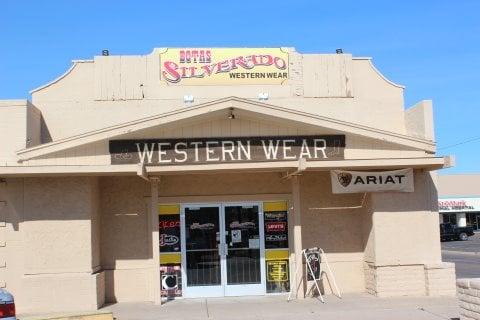 Silverado Western Wear