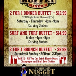 Photo Of Pahrump Nugget Nv United States New Brunch Buffet