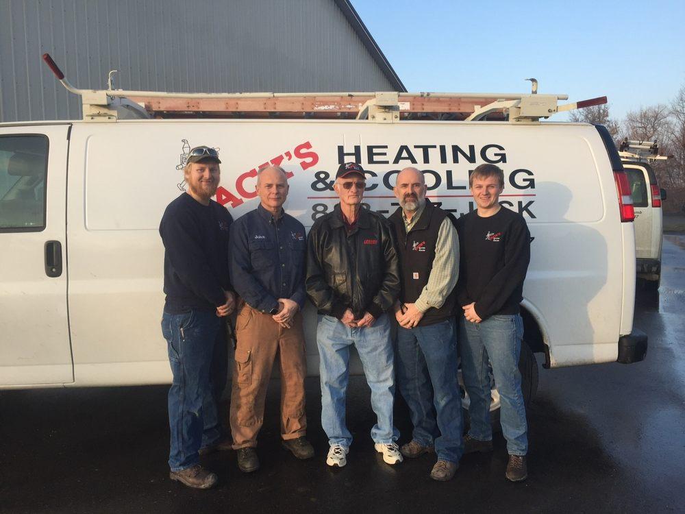 Jack's Heating & Cooling: 1820 W Caro Rd, Caro, MI