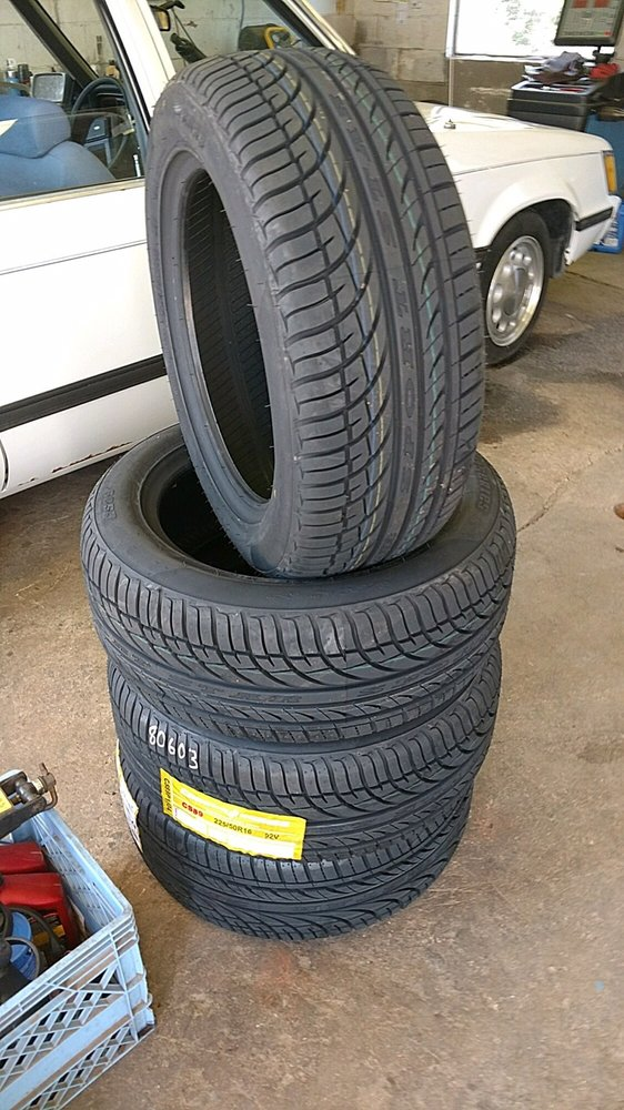 Nice New Tires Cost Half What The Chain Stores Do Yelp
