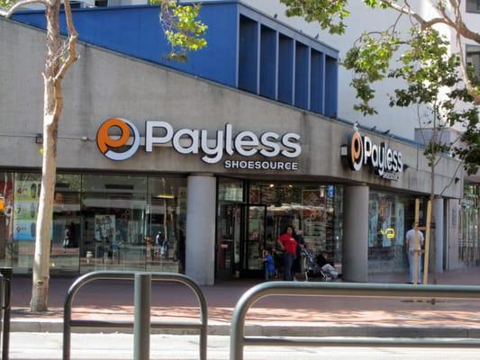 Union Square Shoe Stores San Francisco