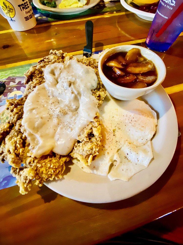 Red's Restaurant: 8411 N Carl G Rose Hwy, Hernando, FL