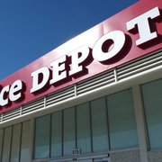 I Tried To Get Photo Of Office Depot   Glendale, CA, United States