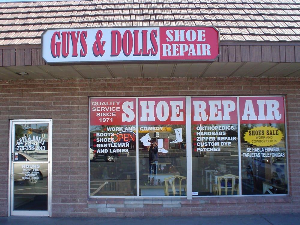 Shoe Repair Sparks Nv