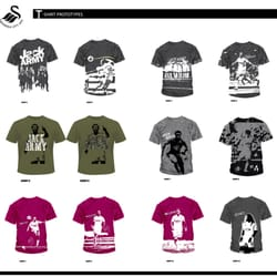 Photo Of Affordable Logo Design   London, United Kingdom. T Shirt Design And