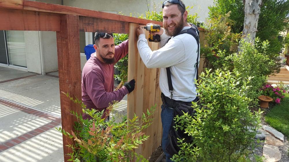 Carney Fence: Oceanside, CA