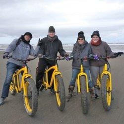 Photo Of Electric Beach Bike Als Ocean Ss Wa United States Sunday